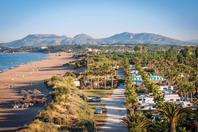 Aanbiedingen en korting Camping Las Dunas Sant Pere Pescador