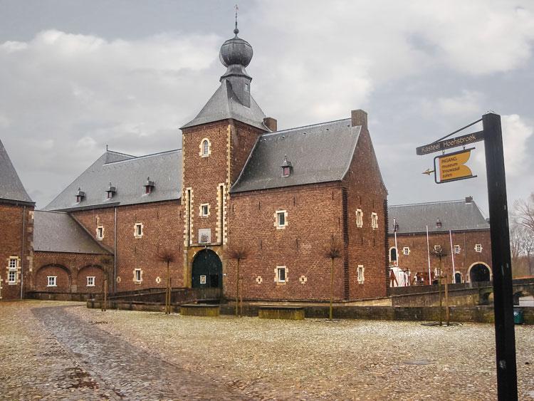 Kasteel toeren Limburg