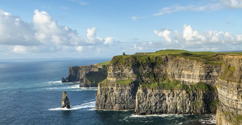 auto rondreis Ierland