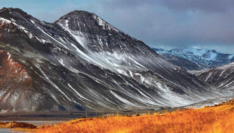 Op rondreis door IJsland