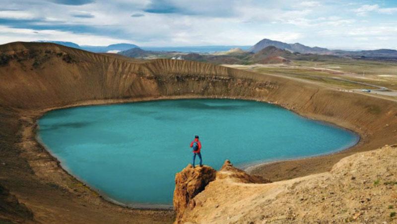 Rondreis in de zomer IJsland