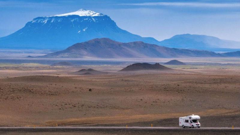 Zomer rondreis IJsland