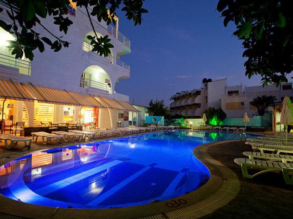 Hotels Rhodos
