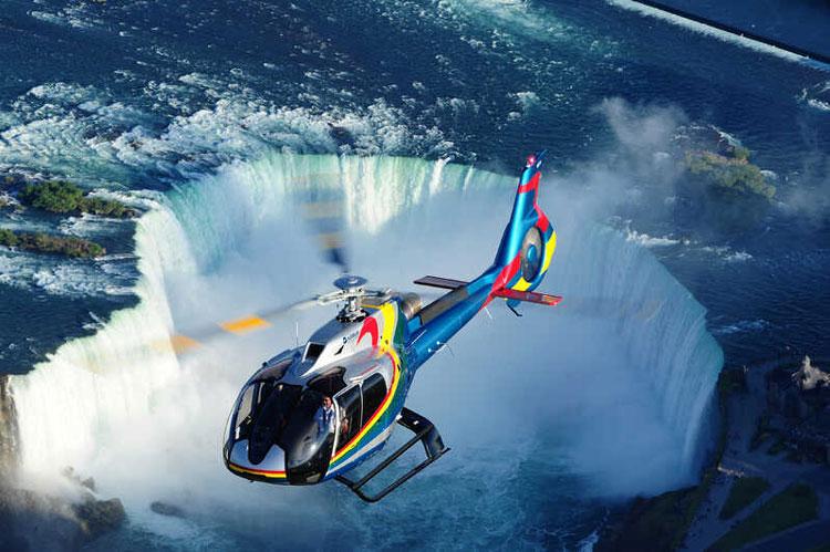 Rainbow Air Helikopter Tour