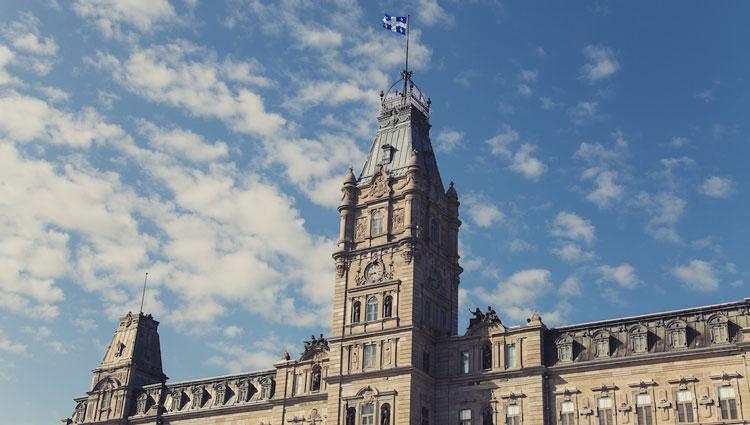Parlementsgebouw Canada