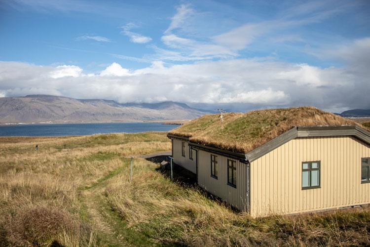 Videy Island IJsland