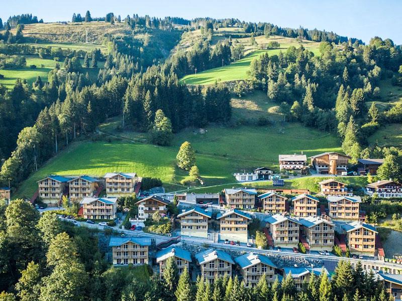 leukste vakantieparken Oostenrijk