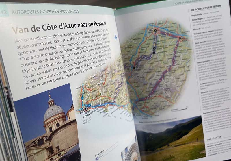 Autorondreizen door Italië, prachtige Italiaanse routes om lekker te toeren met de auto!