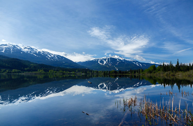 Ontdek de natuur in Canada